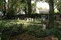 Ältester jüdischer Friedhof im Stadtgebiet Gelsenkirchen, Ansicht von der Wanner Straße.jpg