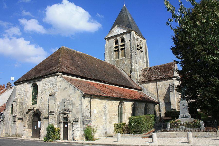Église Notre-Dame-de-l'Assomption de Coincy