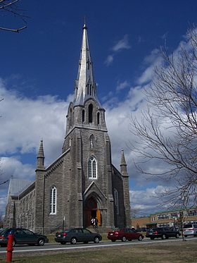 Image illustrative de l'article Église Saint-Joachim de Pointe-Claire