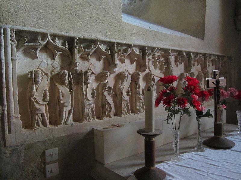 Église Saint-Gilles de Ravenoville