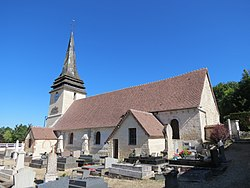 Church Saint-Vaast