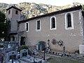 Église de Saint-Martin-Lys vue du cimetière.jpg