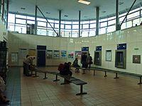Ústí nad Labem hlavní nádraží, pokladny.JPG