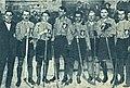 České hokejové mužstvo na mistrovství Evropy 1914.jpg