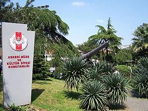 Istanbul Military Museum - Istanbul Military Museum.
