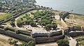 Аккерманська фортеця - вид на Цивільний двір.jpg