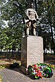 Братская могила воинов Красной Армии у железнодорожной станции Крюково 08.jpg