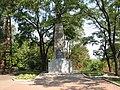 Братська могила Семенішина В. Г. і Лавицького Н. Є., Героїв Радянського Союзу .JPG