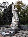 Братська могила радянських воїнів (парк 50-річчя Радянської України)5.JPG