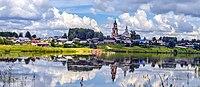 Вид на село Среднеивкино Верхошижемского района Кировской области.jpg