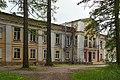 Здание бывшего военного музея (богадельня), Дружноселье. Фото 1.jpg