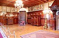 Камінная зала. Нясвіжскі замак.jpg