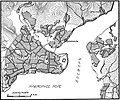 Карта к статье «Константинополь». Военная энциклопедия Сытина (Санкт-Петербург, 1911-1915).jpg