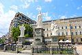 Київ, Пам'ятник княгині Ользі, святому Андрію Первозваному та Кирилу і Мефодію, Михайлівська пл.jpg
