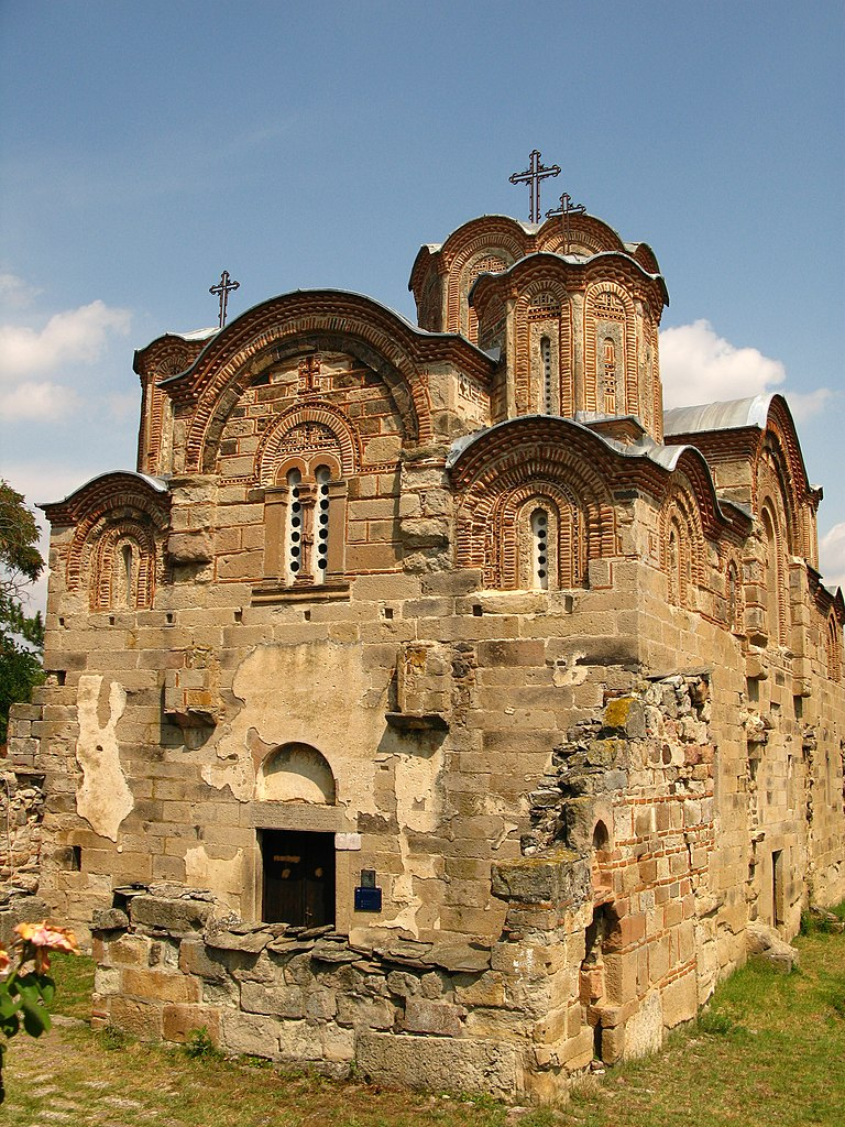 Gereja St. George di Kumanovo
