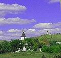 Мар'їна гора, вид з села, с. Серебрянка.jpg