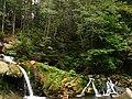 Національний природний парк «Сколівські Бескиди», Кам'яне́цький водоспа́д - panoramio.jpg