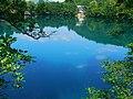 Общий вид Нижнего голубого озера. Кабардино-Балкария.jpg