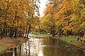 Один из двух прудов в Красногорском городском парке.jpg