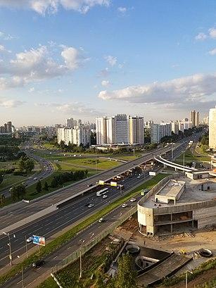 Как доехать до Ленинский Проспект на общественном транспорте