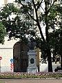 Площадь Ломоносова. Памятник М.В. Ломоносову - panoramio.jpg