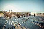 Підготовка Нацгвардії до військового параду на честь Дня Незалежності України 0949 (20487859355).jpg