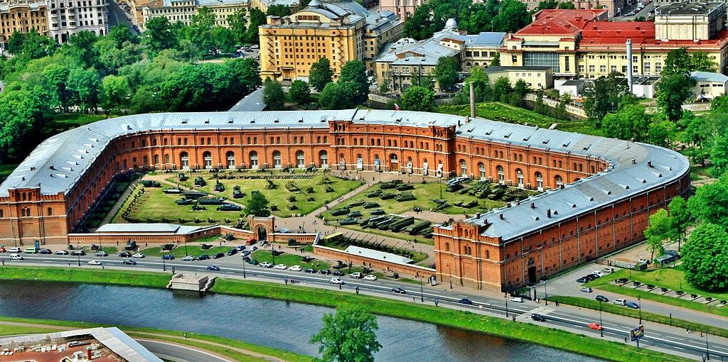 Санкт-Петербург, Кронверк Петропавловской крепости