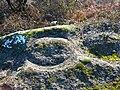 """Слънчевите кръгове на светилището """"Сечен камък"""" - panoramio.jpg"""