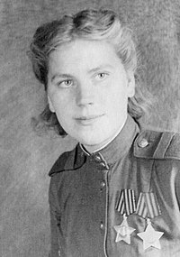 Soviet women in World War II - Wikipedia