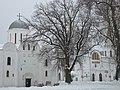Собор Бориса й Гліба, Чернігів, Вал.jpg