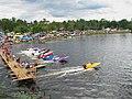 Соревнования по водно-моторному спорту. Старт.JPG