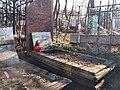 Состояние захоронения Н.П.Ламановой (на 7 ноября 2015 года) 5.JPG
