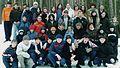 Уцелевшие дети Беслана 2005 год . Старший вожатый группы детей - Абдурагимов Заур (в верхнем левом углу).jpeg