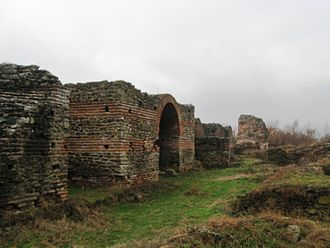 Eastern Orthodoxy in Serbia - Remains of the city Justiniana Prima, seat of the Archbishopric of Justiniana Prima, near modern city of Lebane in Serbia