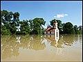 Црква Мајке Ангелине Купиново - Поплава 2014. - panoramio (2).jpg