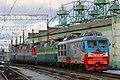 ЧС200-008, Россия, Смоленская область, депо Вязьма-Сортировочная (Trainpix 173250).jpg