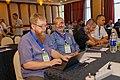 انطلاق فعاليات مؤتمر ويكي عربية الثالث بالقاهرة لمجموعة متطوعي ويكميديا. 6872.jpg