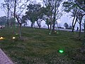 傍晚的橘子洲 - panoramio.jpg