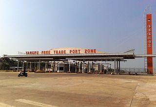 Yangpu Economic Development Zone Economic Development Zone in Hainan, Peoples Republic of China