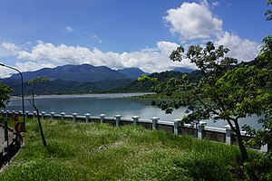 Zhuoshui River - Image: 濁水溪 Zhuoshui River panoramio