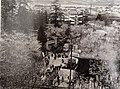 産業博覧会時の二の丸石段 昭和11年.jpg