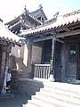 蓬莱阁旁边的古殿 - panoramio.jpg