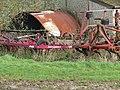 -2020-20-23 Agricultural machinery, Park Farm, Witton, Norfolk (1).JPG