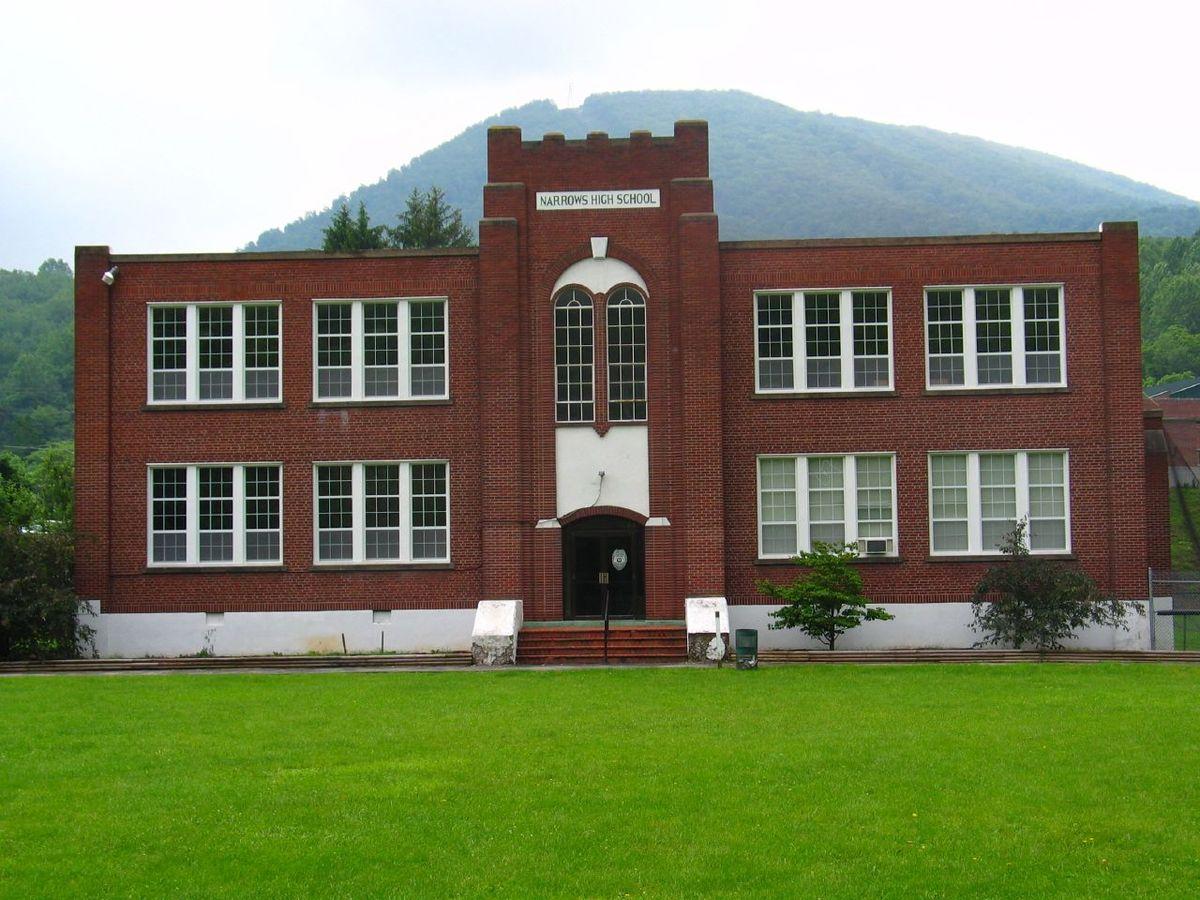 Narrows High School - Wikipedia