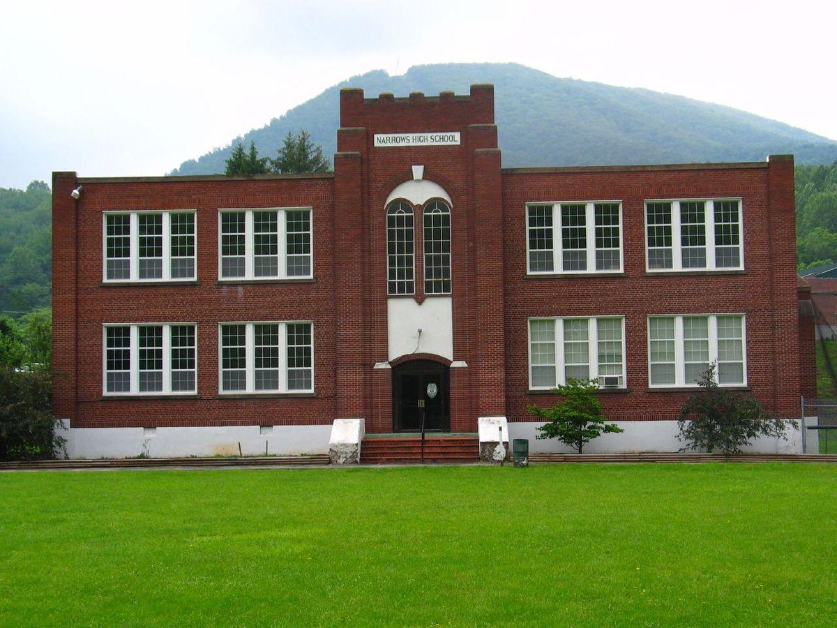 Narrows High School