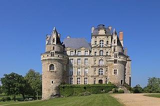 Château de Brissac castle