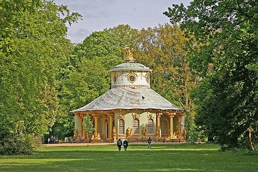 00 2609 Chinesische Haus - Sanssouci Park (Potsdam)