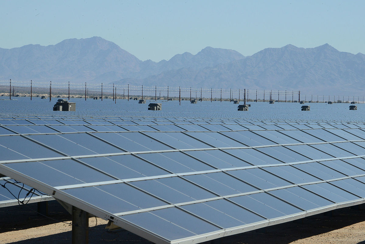 Desert Sunlight Solar Farm Wikipedia