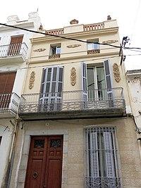 023 Casa al carrer Vall, 5 (Canet de Mar).JPG