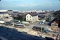 029L10270477 Lassallestrasse, Frachtenbahnhof Wien Nord, (vorne Beginn Abbruch Mauer) 27.04.1977.jpg